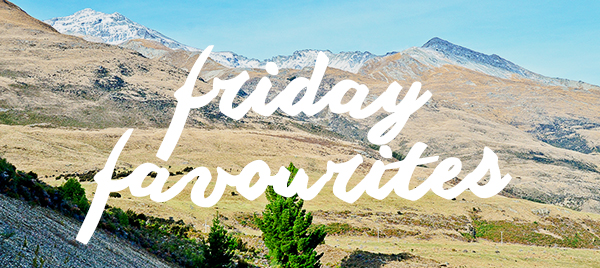 Friday Favourites Series